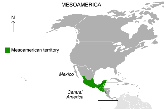 Mesoamerica_geo_location
