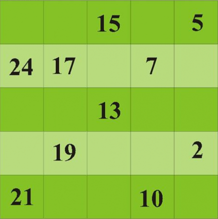 green-box-number-puzzle