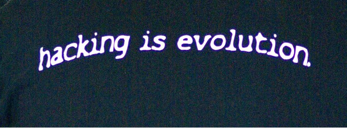 hacking-is-evolution